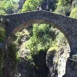 Le Pont du diable, 4 km.