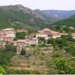 Antraigues-sur-Volane village de Jean Ferrat, 8 km. (14)